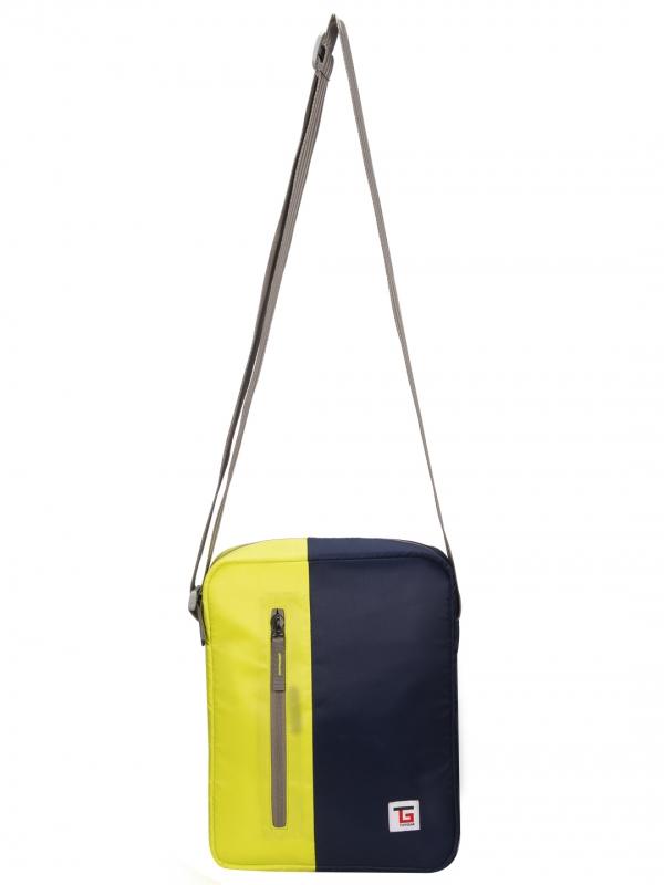 Bunco Sling Bag Navy P.Green