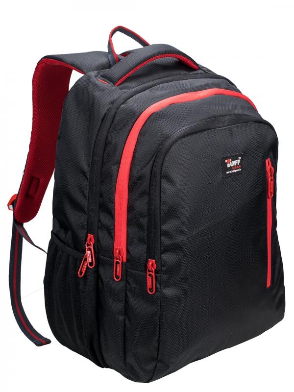 Tuff Gear Denmark Black Laptop Backpack