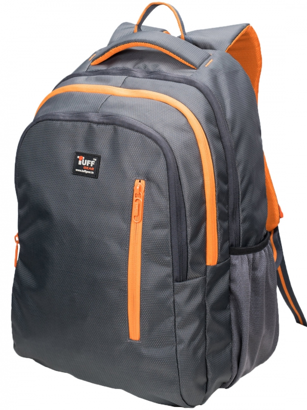Tuff Gear Denmark Grey Laptop Backpack