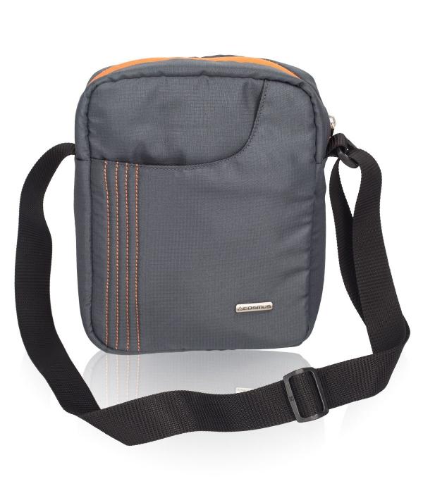 Cosmus Stitchwell Grey Sling Bag