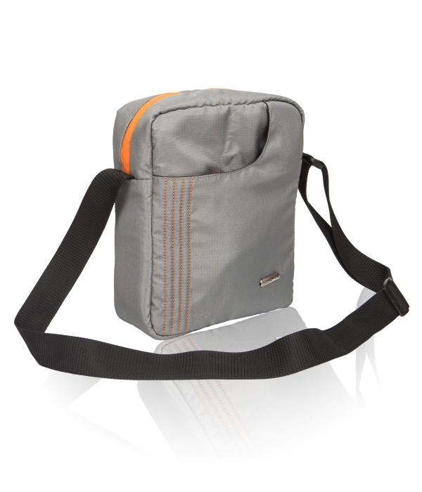 Cosmus Stitchwell Light Grey Sling Bag