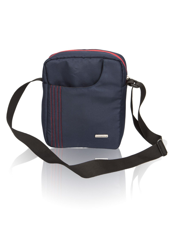 Cosmus Stitchwell Navy Sling Bag