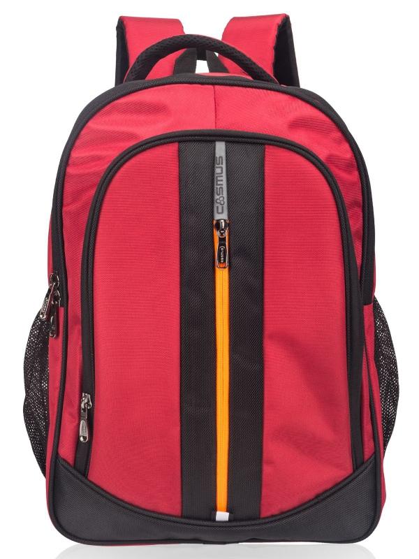 Cosmus Alexander Red School Bag