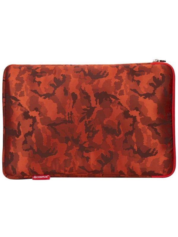Notch Laptop Sleeve Red