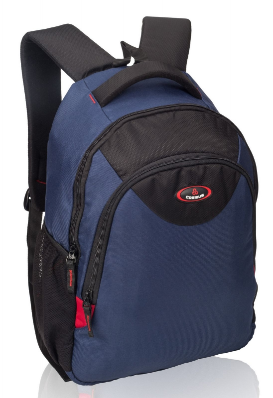 Cosmus Passion Navy Laptop Backpack