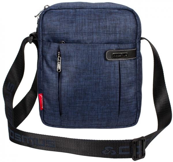 Cosmus Paris Travel Sling Bag Navy Blue