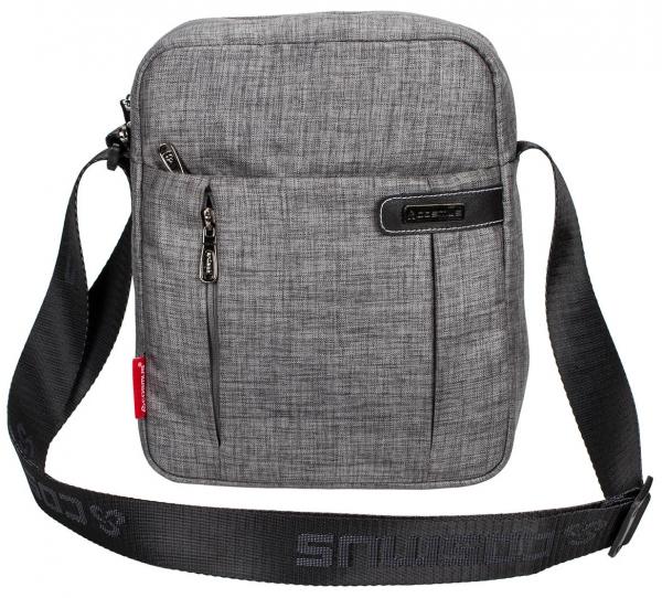 Cosmus Paris Travel Sling Bag  Grey