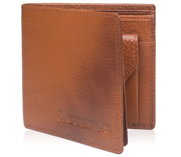 Genuine Leather for Men Tan (LW-0007)