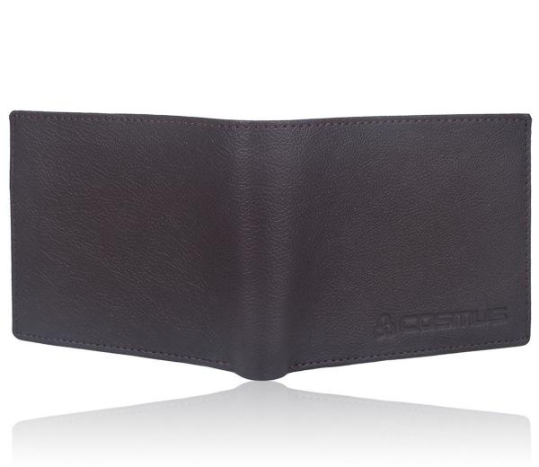 Genuine Leather Wallet for Men BLACK (LW-0008)