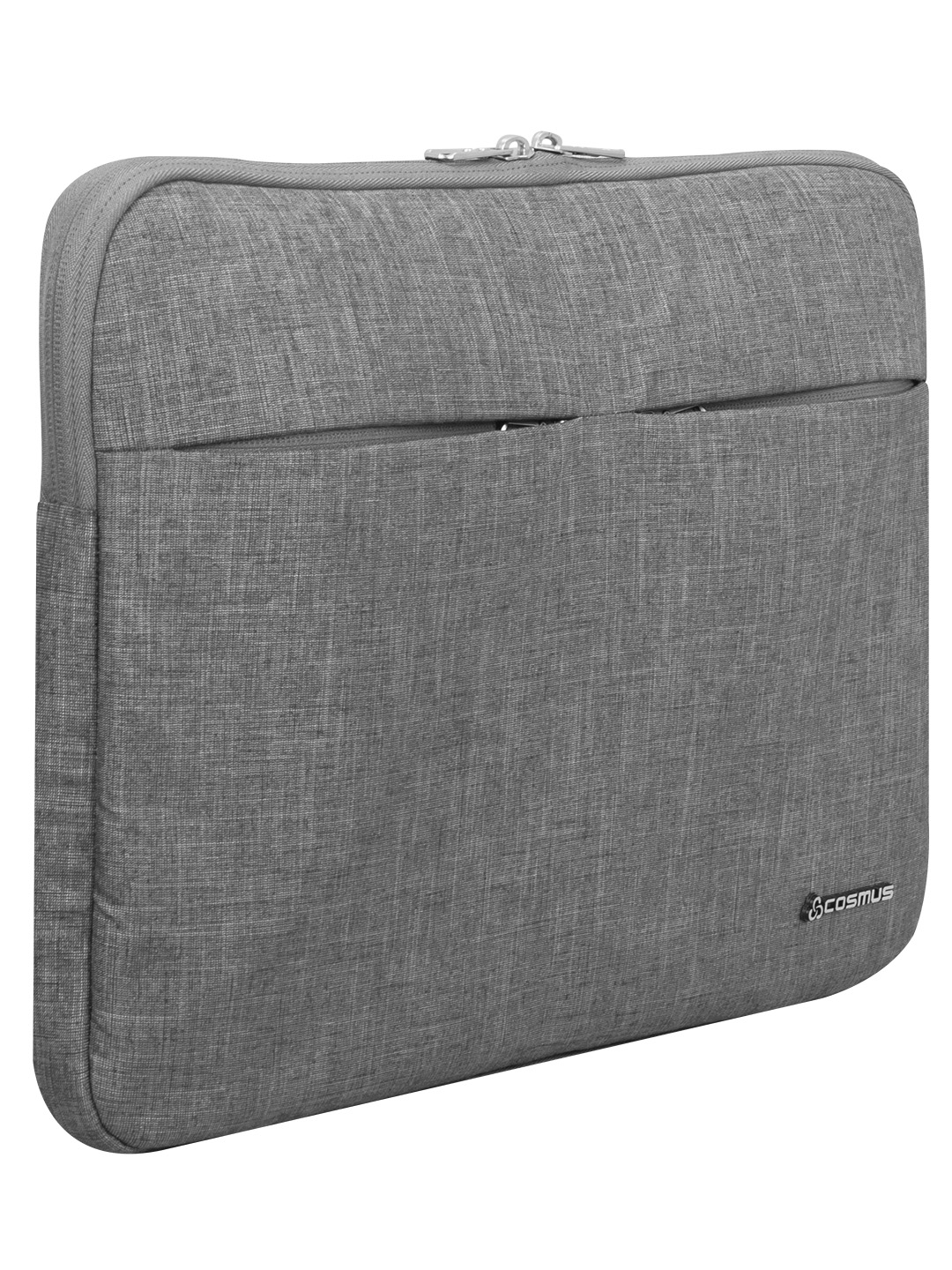 Affinity Grey Laptop Sleeve for up to 15.6 inches Laptop