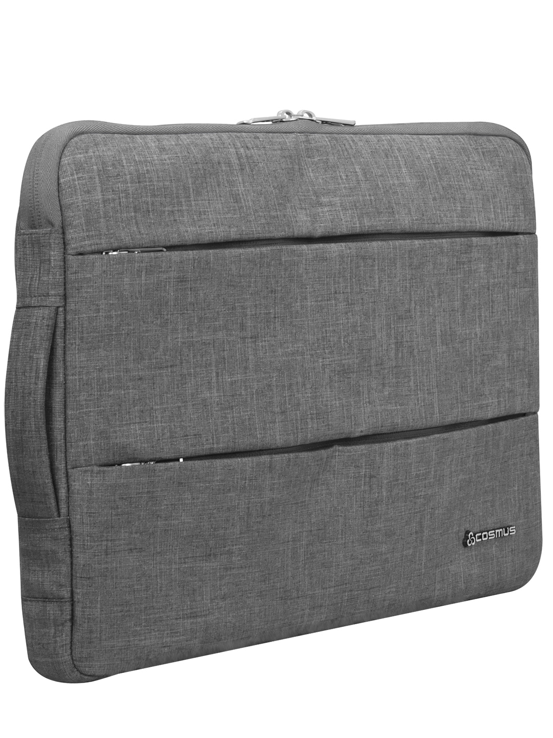 Cosmus Impact Light Grey Laptop Sleeve up to 15.6 inches