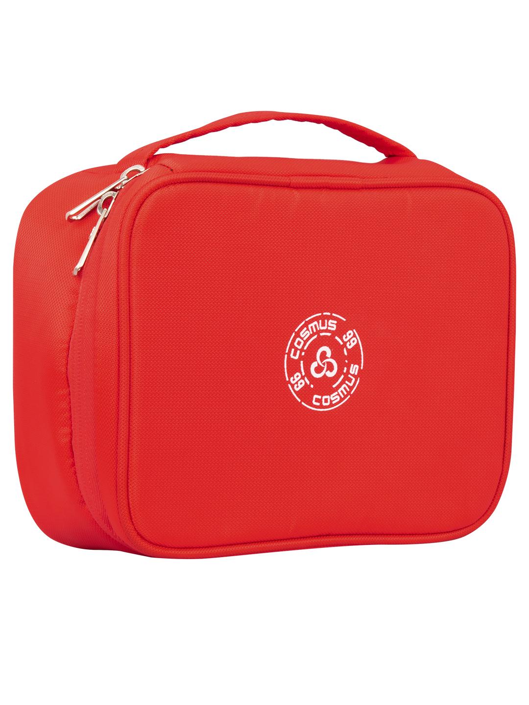 Cosmus RUSSET Black Travel Cosmetic Organizer Case Makeup bag