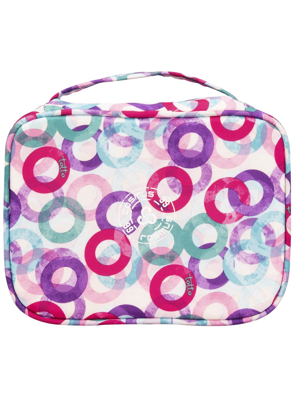 Cosmus RUSSET Ring Travel Cosmetic Organizer Case Makeup bag