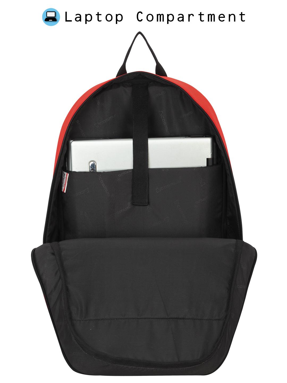 Panther 26L Black Laptop Backpack