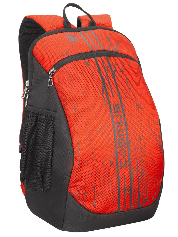 Tiger Daypack Grey Backpack Bag