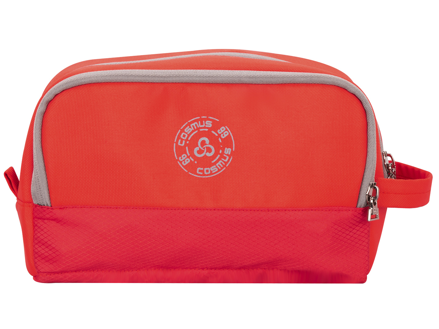 Carryon travel Red toiletry pouch bag