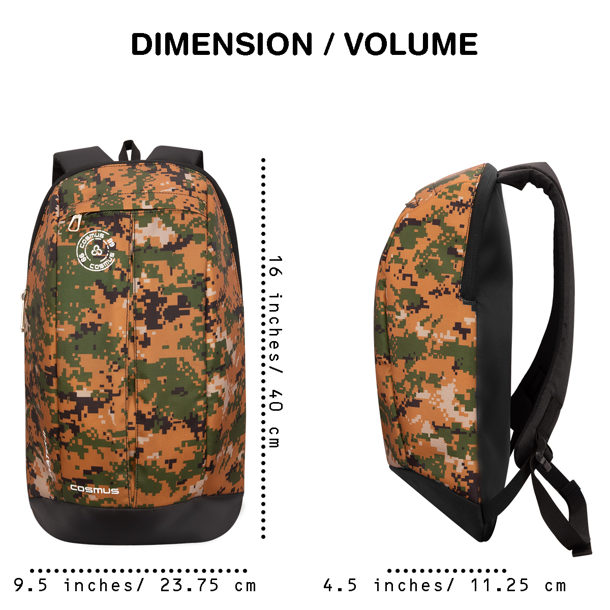 Flater Cemo 12L Daypack